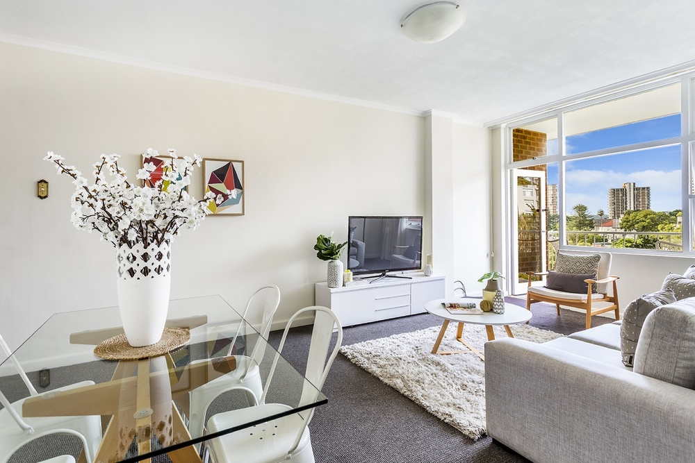For sale: 2 bedroom, 1 bathroom apartment at 73/11 Yarranabbe Road, Darling Point, NSW.