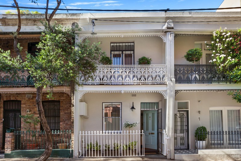 For sale:  3 O'Connor Street, Chippendale, NSW.