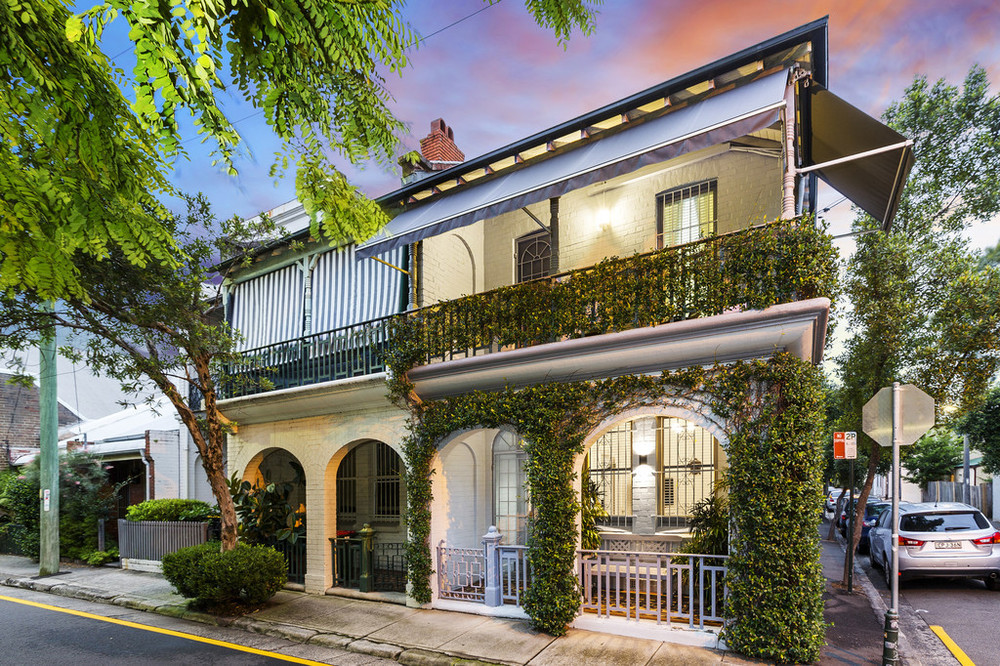 For sale:  22 Egan Street, Newtown, NSW .