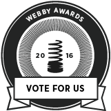 webby award vote
