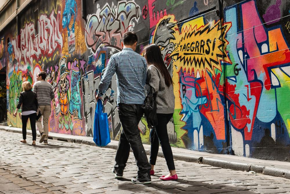 Melbourne walkers