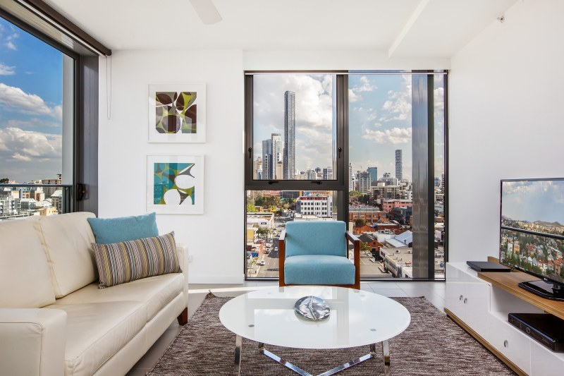 For sale: 1509/25 Connor Street, Fortitude Valley, QLD.