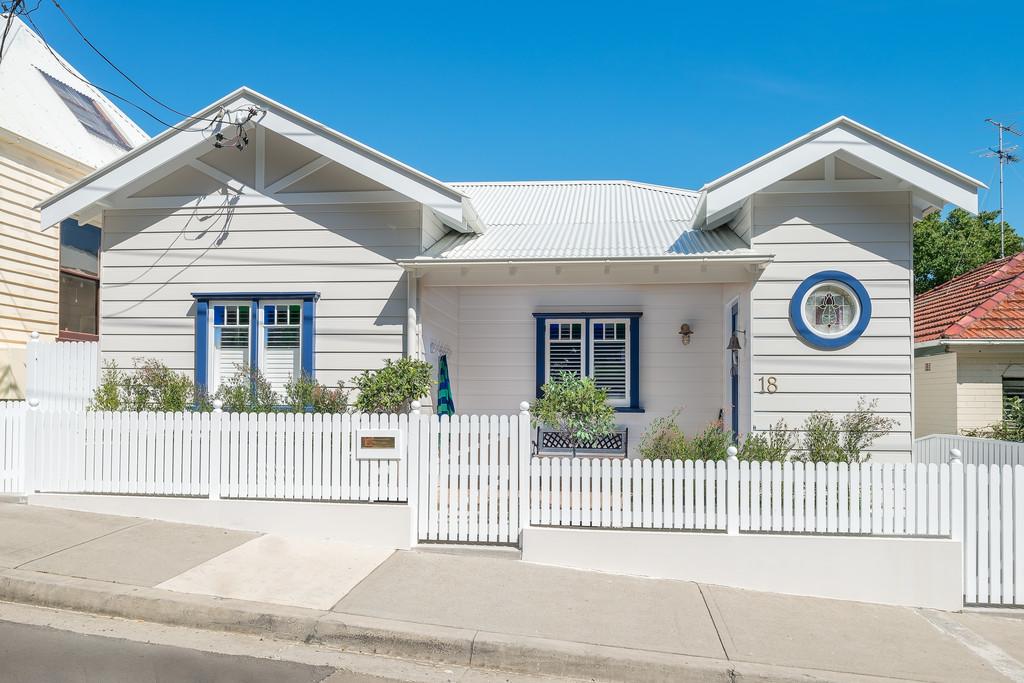 For sale: 18 Cliff Street, Watsons Bay, NSW
