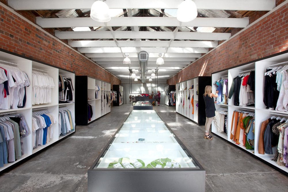 Design A Space's  Fitzroy store