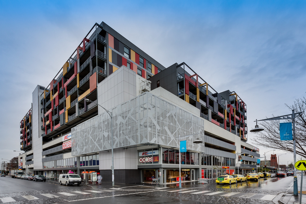 For sale:  809/18-28 Albert Street, Footscray, VIC