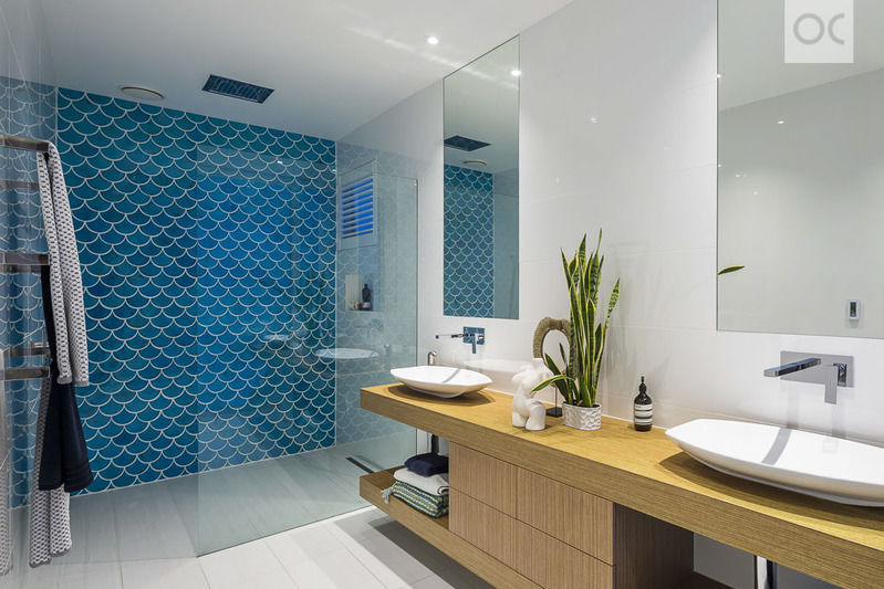6 Bathroom Tile Trends We Re Completely Obsessed With Homely