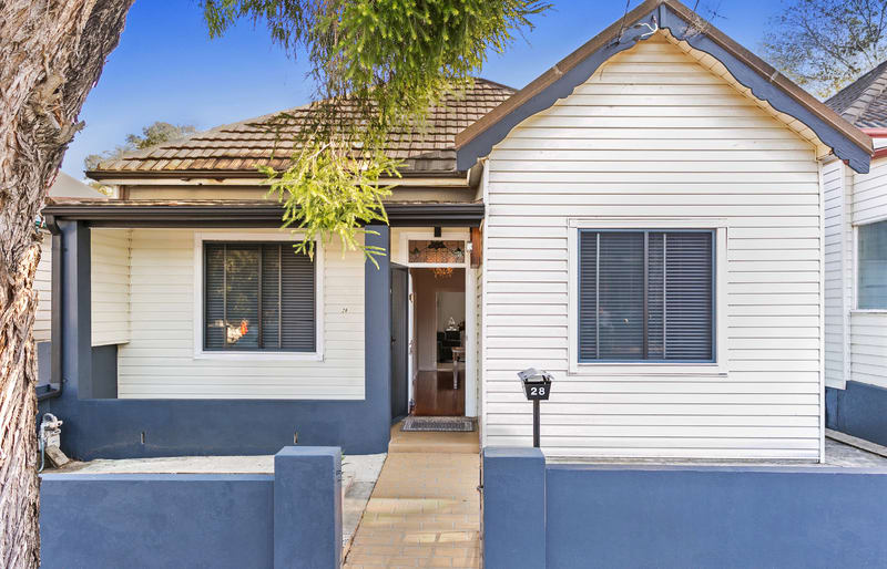 For sale:  28 Brooklyn Street, Tempe, NSW