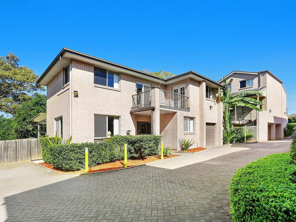 For sale:  5/46 Pemberton Street, Parramatta, NSW