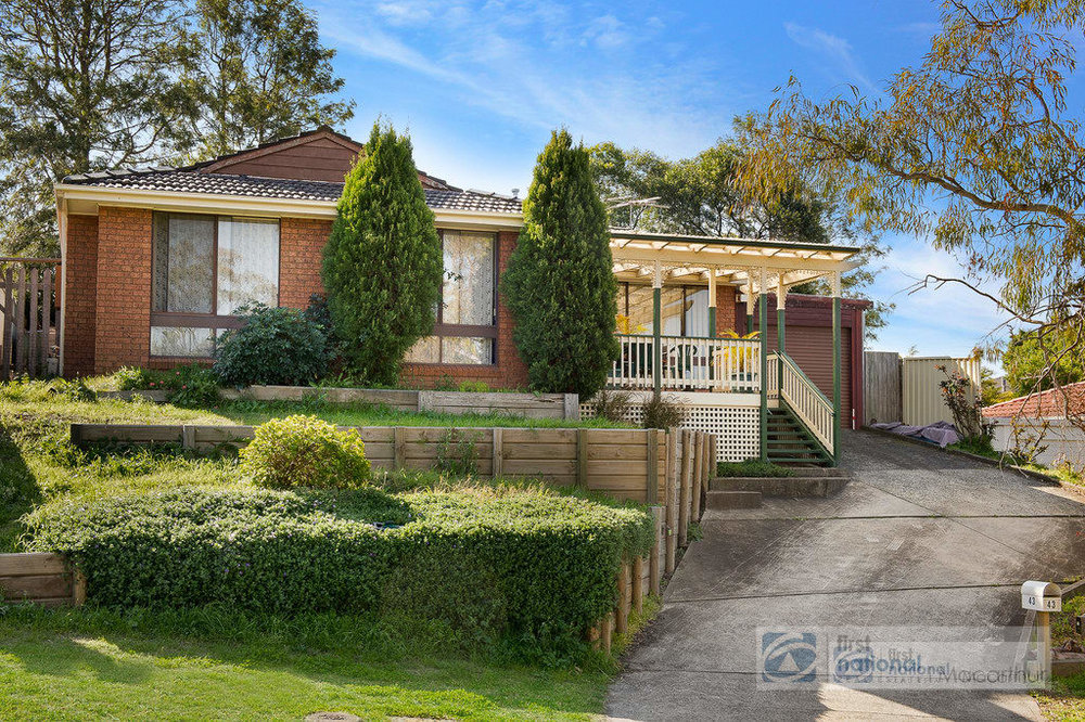 For sale:  43 Clennam Avenue, Ambarvale, NSW