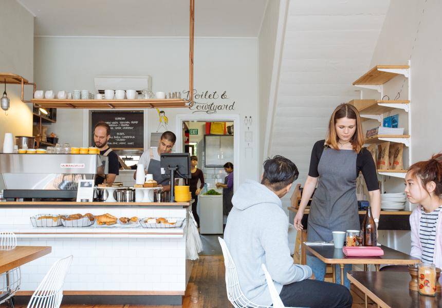 Twenty & Six Espresso. Image: Broadsheet
