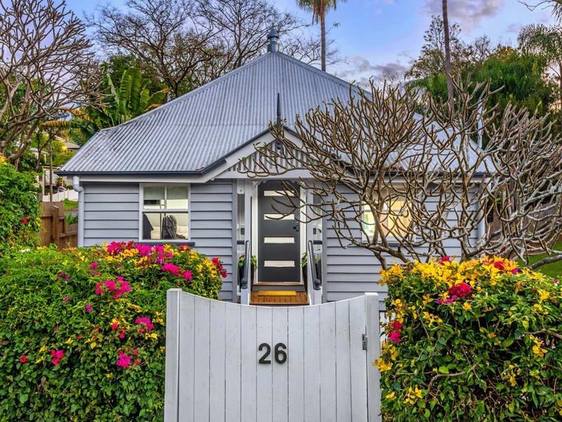 For sale:  26 Soudan Street, Bardon, QLD