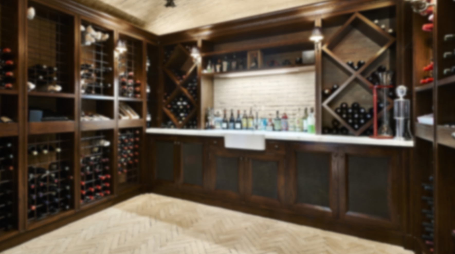 Wine Not? 7 Sumptuous Cellars Up For Sale