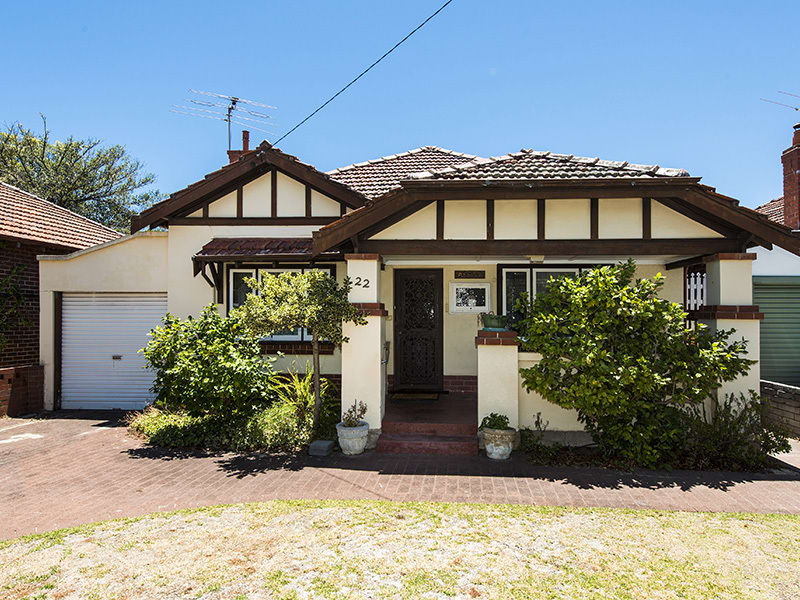 For sale: 22 Monk Street, Kensington, WA