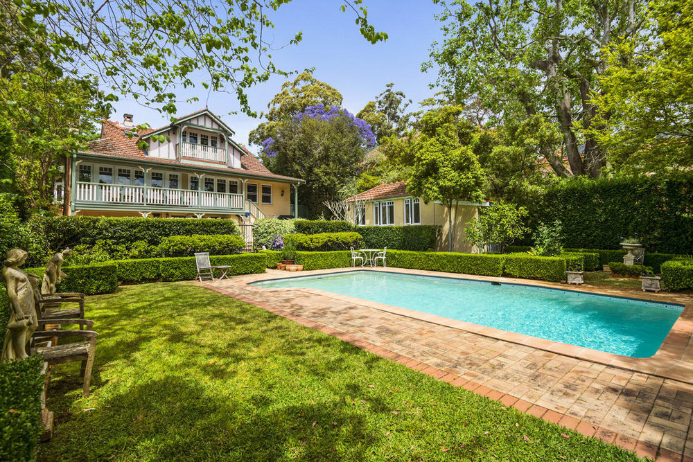 For sale: 6 Grosvenor Street, Wahroonga, NSW - This sweet little granny flat would be perfect for a teenage retreat or extra bedroom. It features living space, a bathroom, kitchenette and storage.