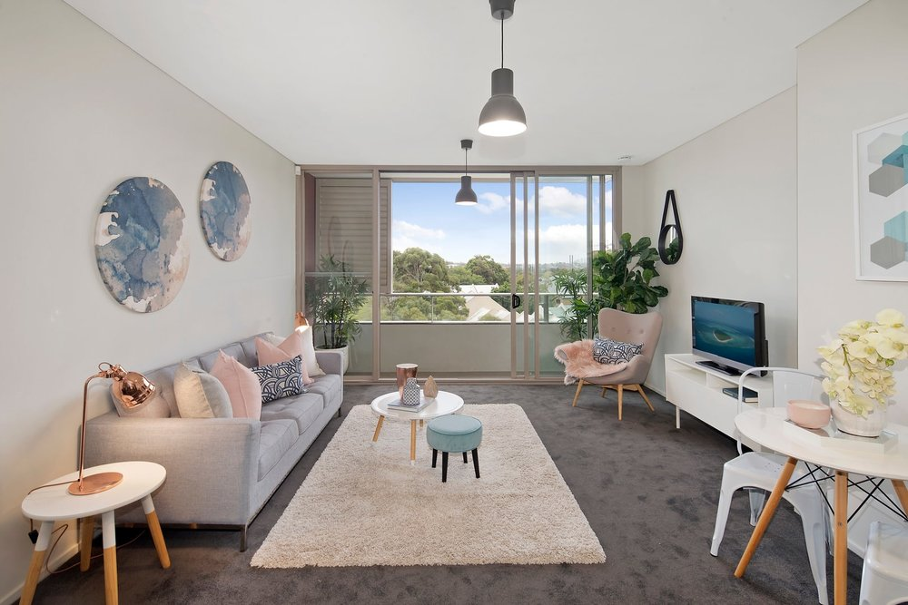 For sale: 4404/6 Alexandra Drive, Camperdown, NSW