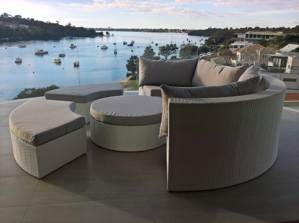 Image: The Olympia Suite , Urbani Furniture