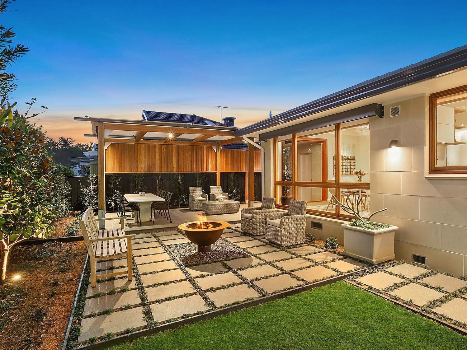 5 tips to beautify your backyard u2014 homely