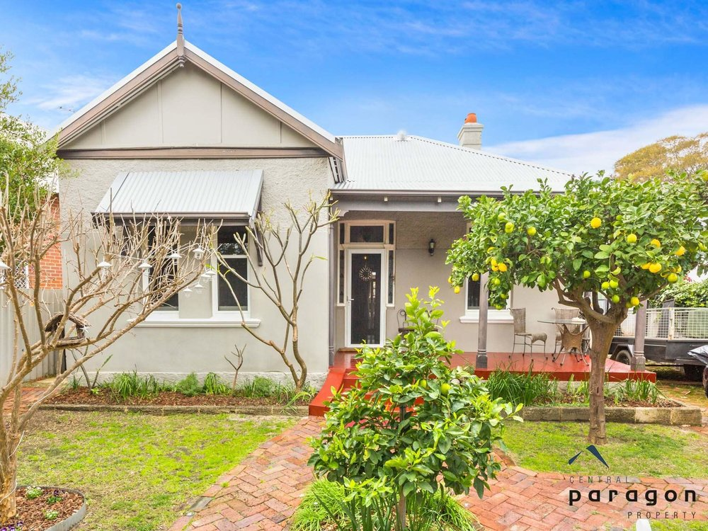 For sale: 6 Vine Street, North Perth, WA