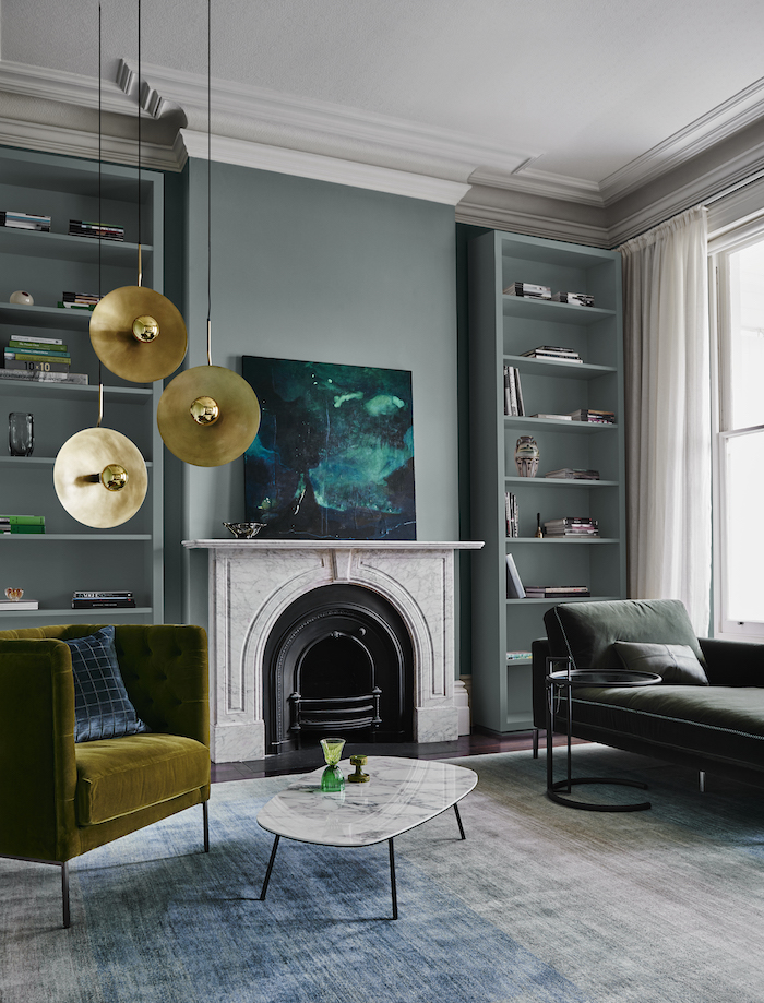 Image: Dulux Colour Trends 2018 – Reflect Palette. Styling: Bree Leech. Photographer: Lisa Cohen.