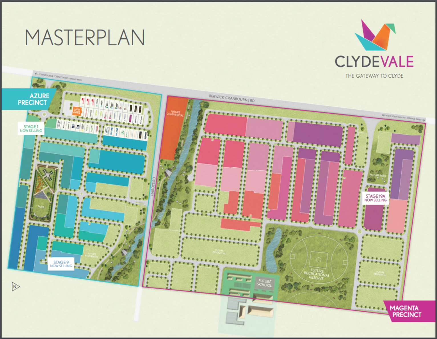 Image: ClydeVale Living