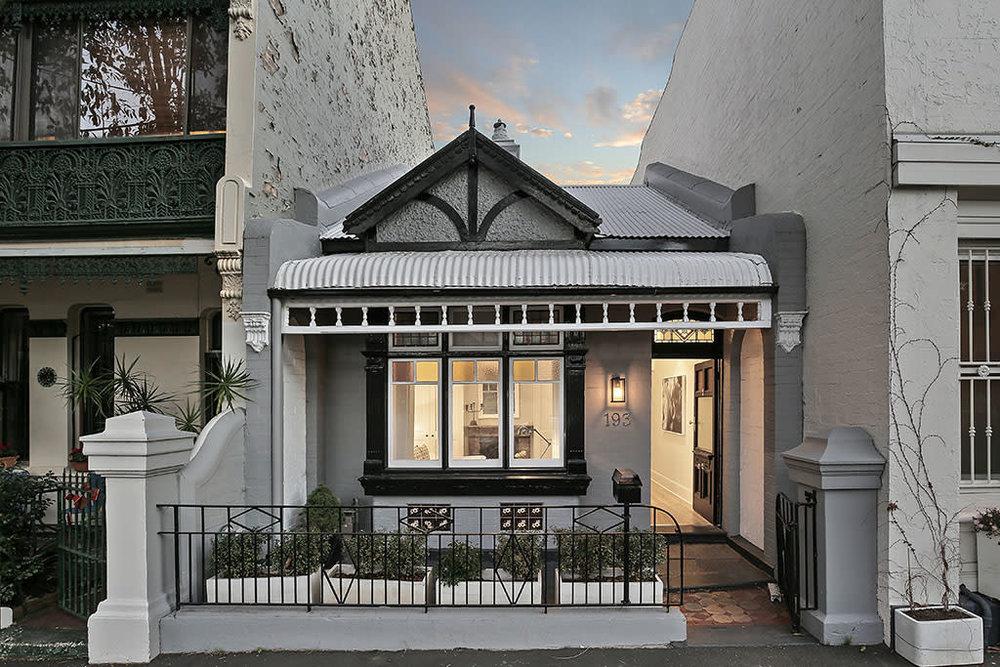 For sale:  193 Wilson Street, Newtown, NSW