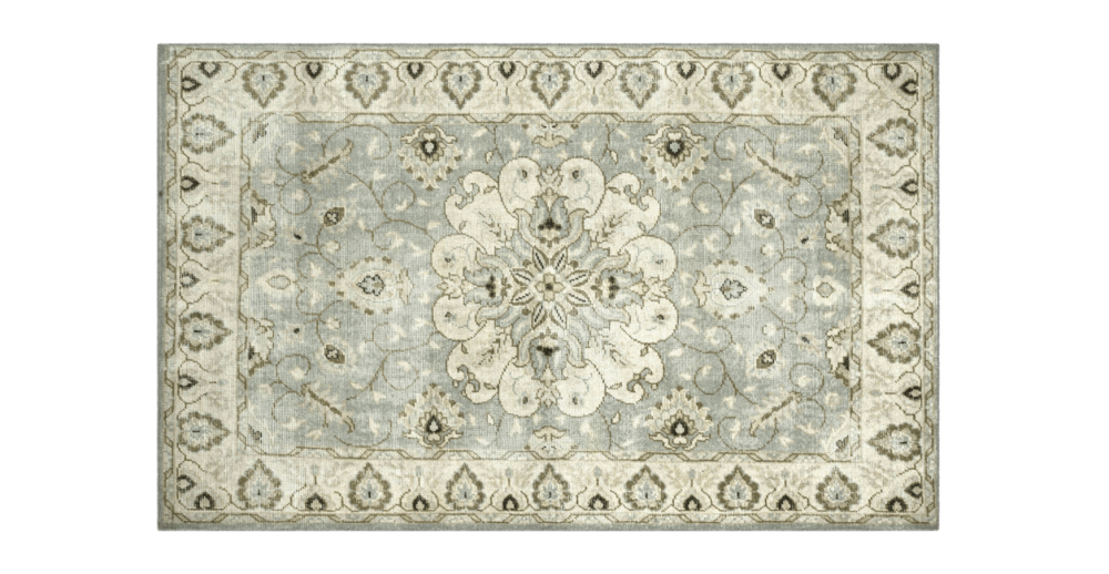 Image: Broas, Saser Large Wool Rug