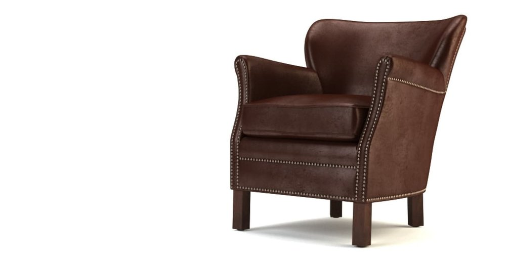 Image: Brosa, Philosopher Chair