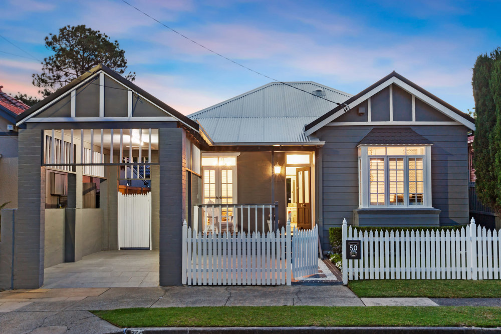 For sale: 50 John Street, Concord, NSW