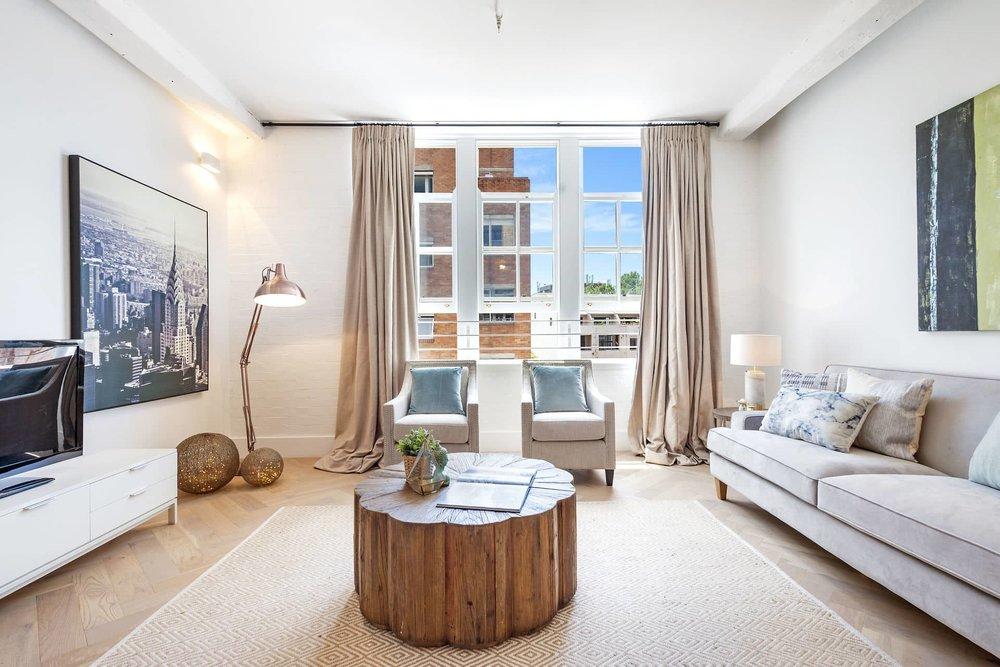 For sale: 302/119 Kippax Street, Surry Hills, NSW
