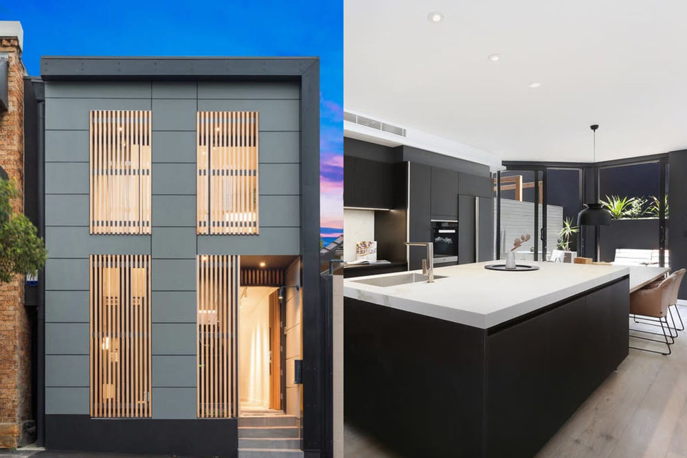 For sale:  99A Evans Street, Rozelle, NSW