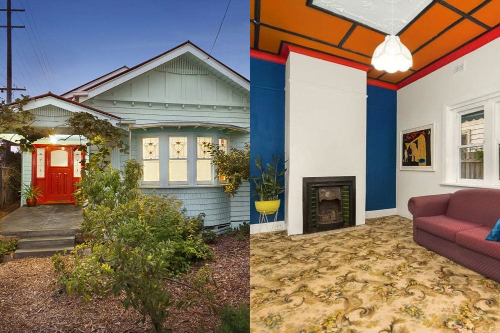 Ripe for reno- For sale: 1 Alsace Street, Brunswick East, VIC