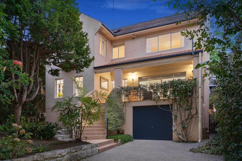 For sale:  22 Pearl Bay Avenue, Mosman, NSW