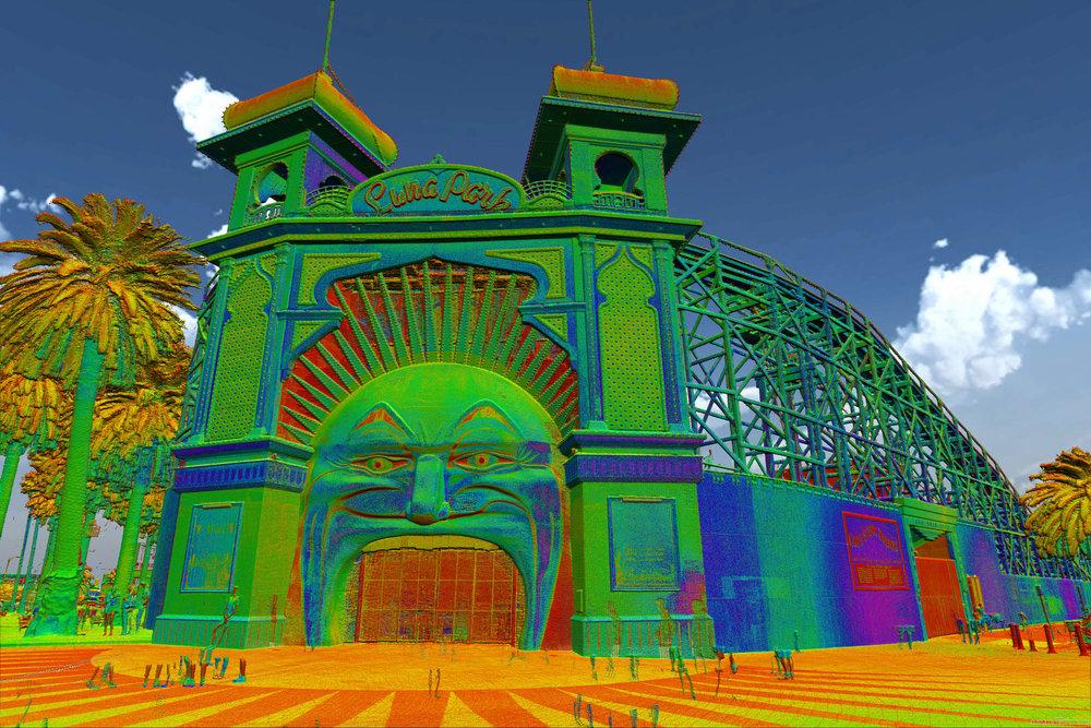 Image: Veris, LiDAR scanning