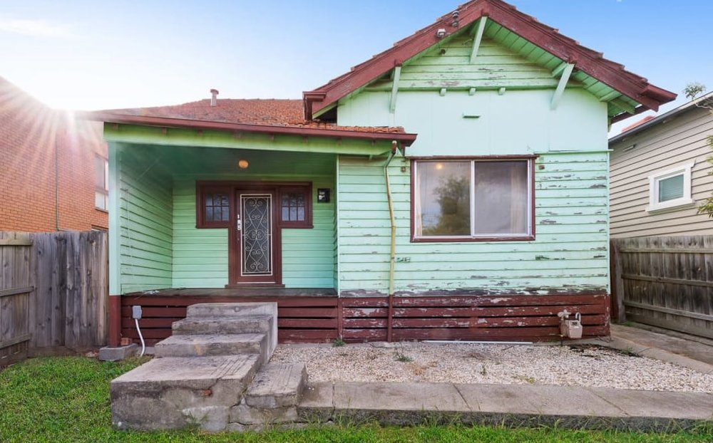 Renovator's delight-For sale:  56 Shamrock Street, Brunswick West, VIC