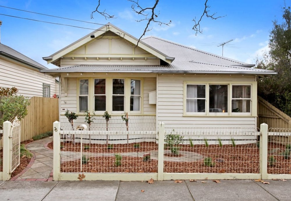 For sale: 76 Powell Street, Yarraville, VIC