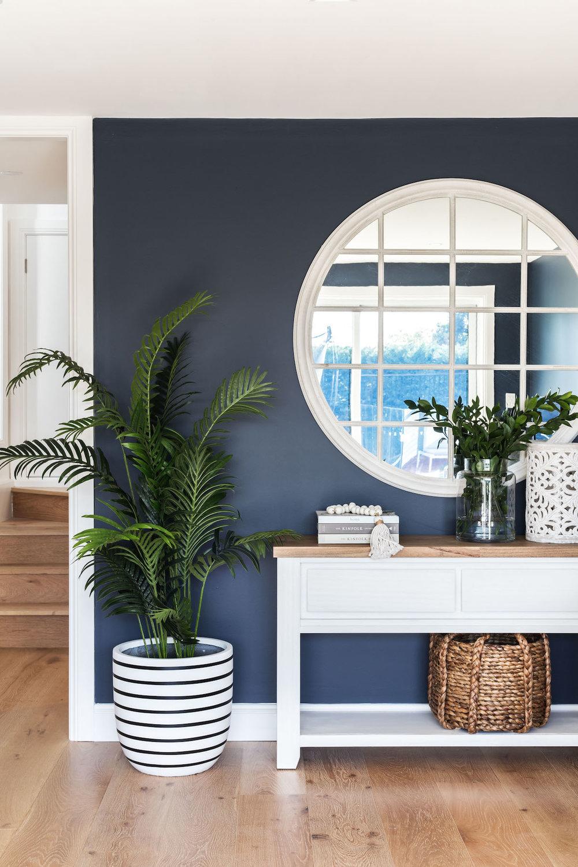 Hallway design by Milray Park Designer Amanda Smythe