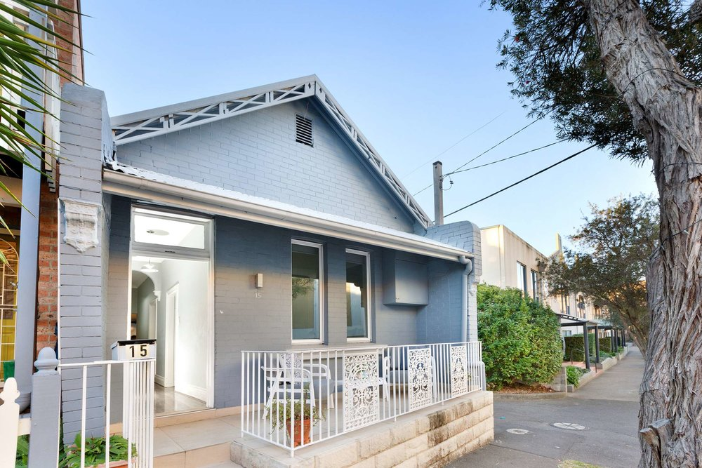 For sale:  15 Parsons Street, Rozelle, NSW