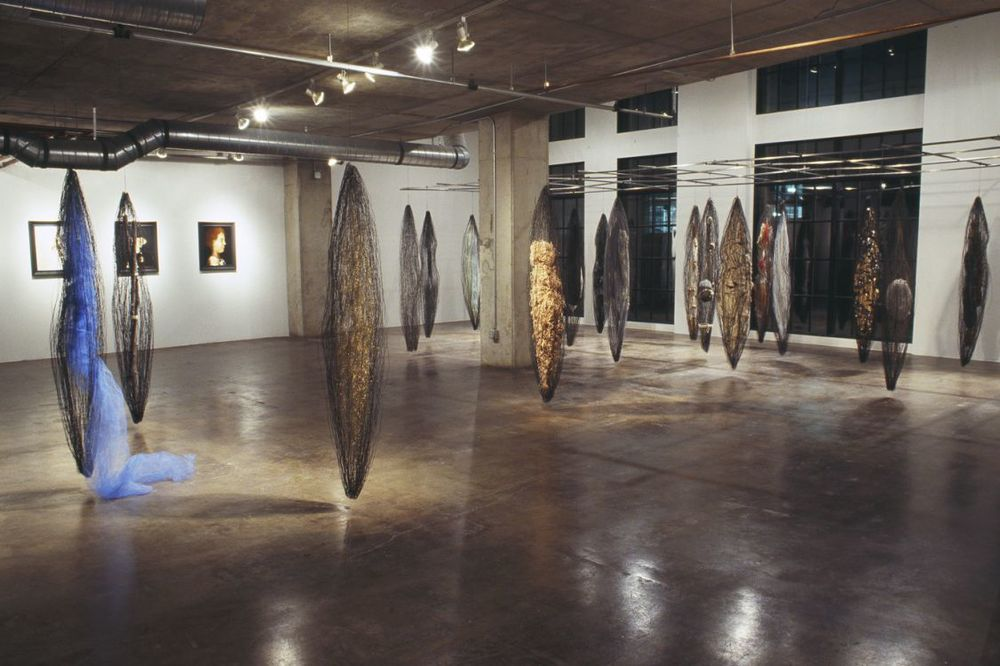 A Story Within A Story (2007)  Installation