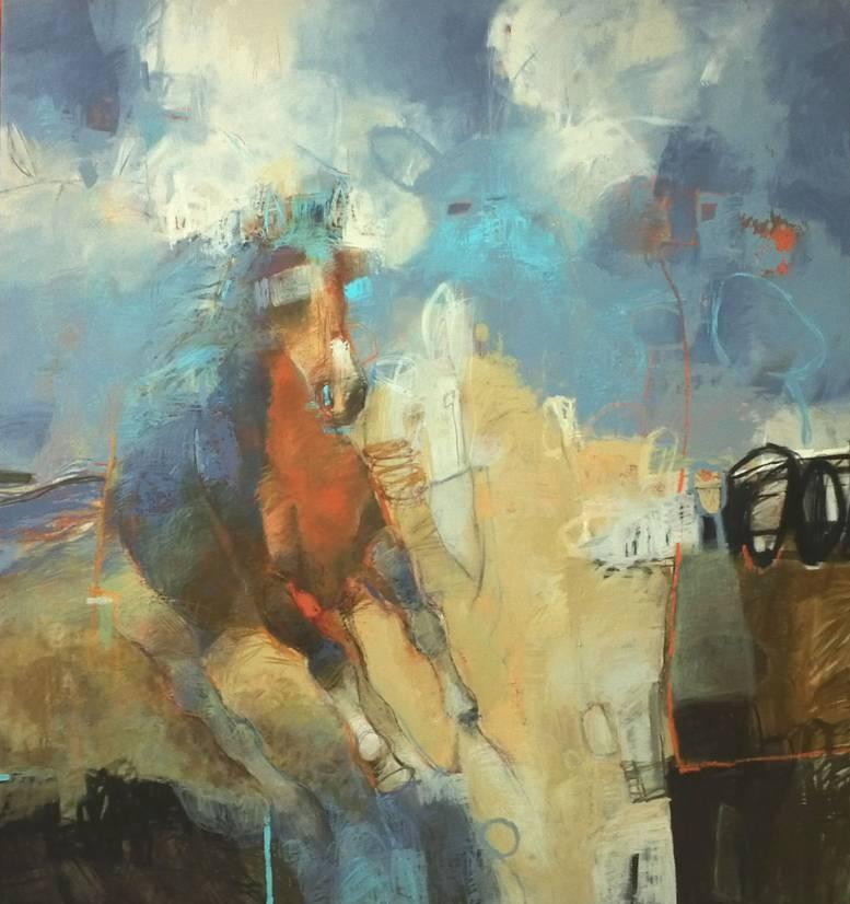 Karen Roehl  Horse Series