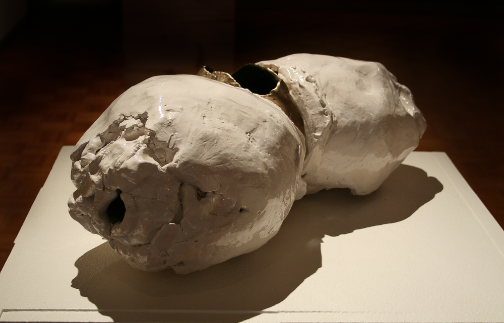 When Parts Become the Sum of the Whole (2012-13)  Clay,bronze