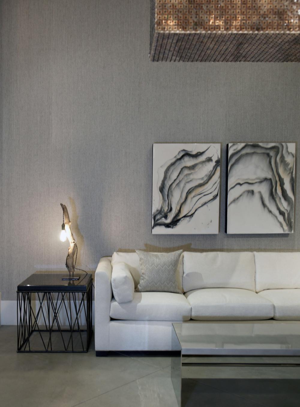 TOWN Studio.Design: Mikhail Dantes. Photography: Vessi Vlasseva.Artist: Patricia Finley.