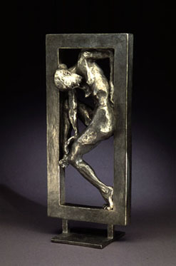"Voices  bronze  14"" x 7"" x 4"""