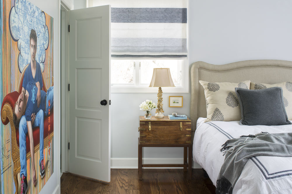 Private Residence. Design: Armijo Design Group .Kimberly Gavin photography.Artist: Mark Penner-Howell.