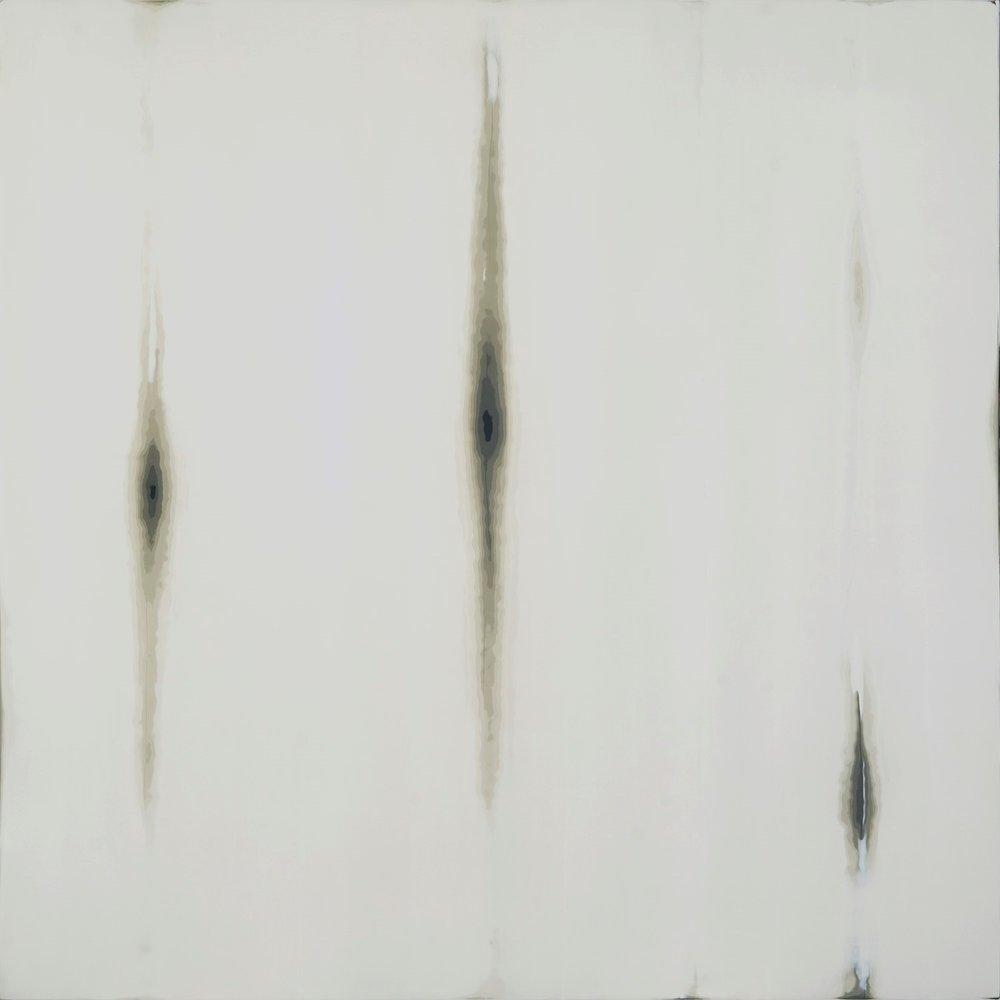 Chris Richter  Reveal 368  oil on panel  30x30