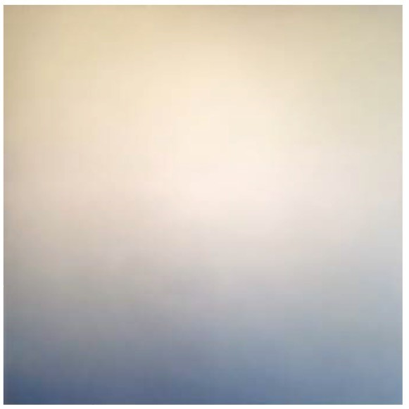 "Silent Search - No. 75  acrylic on canvas  40"" x 40"""