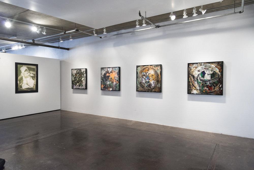 Installation at Walker Fine Art
