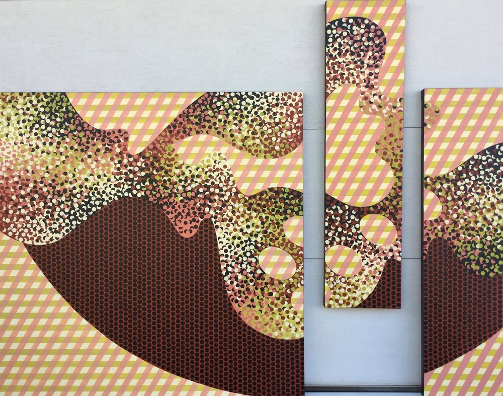 Bowl of Whimsy (triptych)