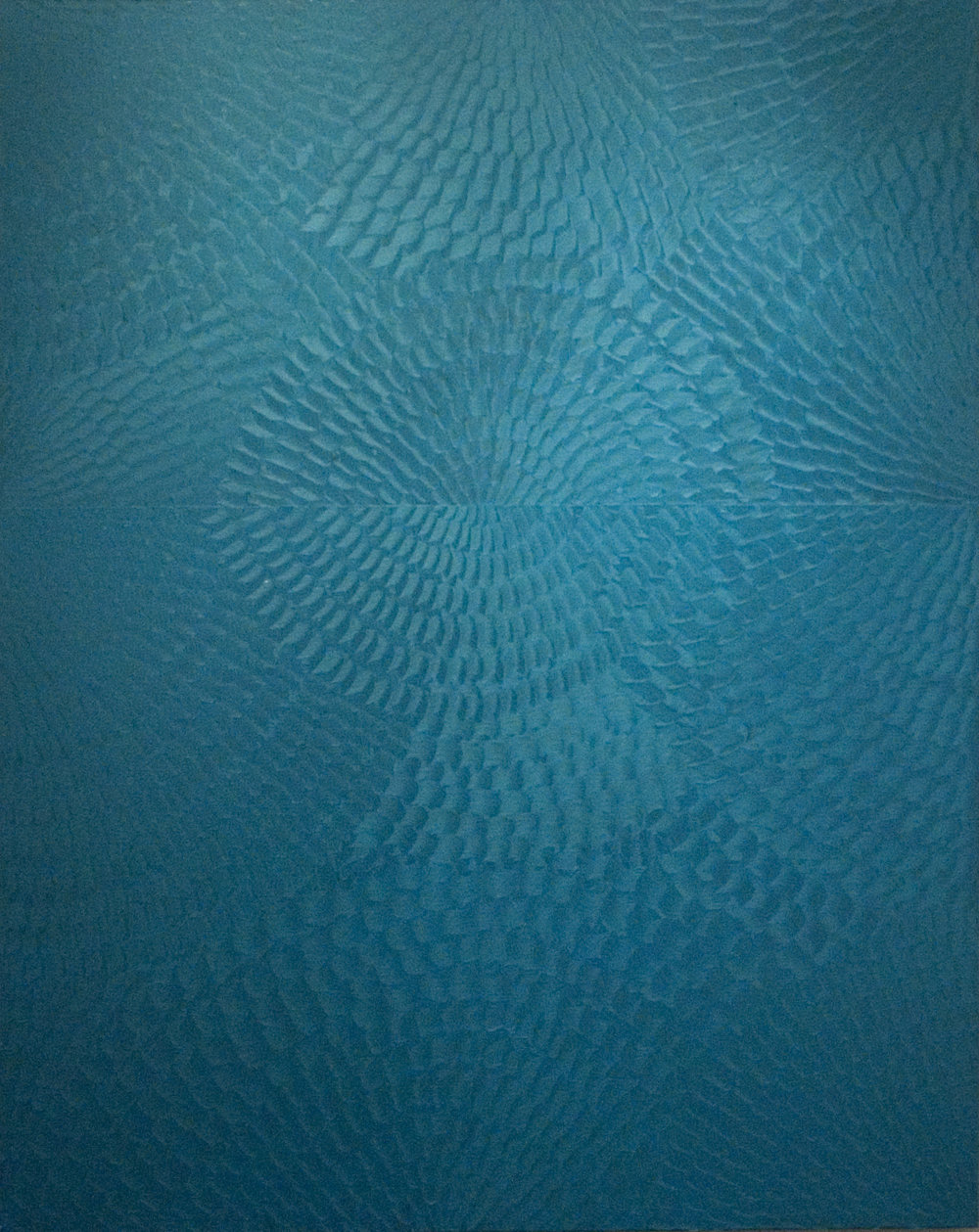 Danny Williams  Aegean  48x60  oil on canvas