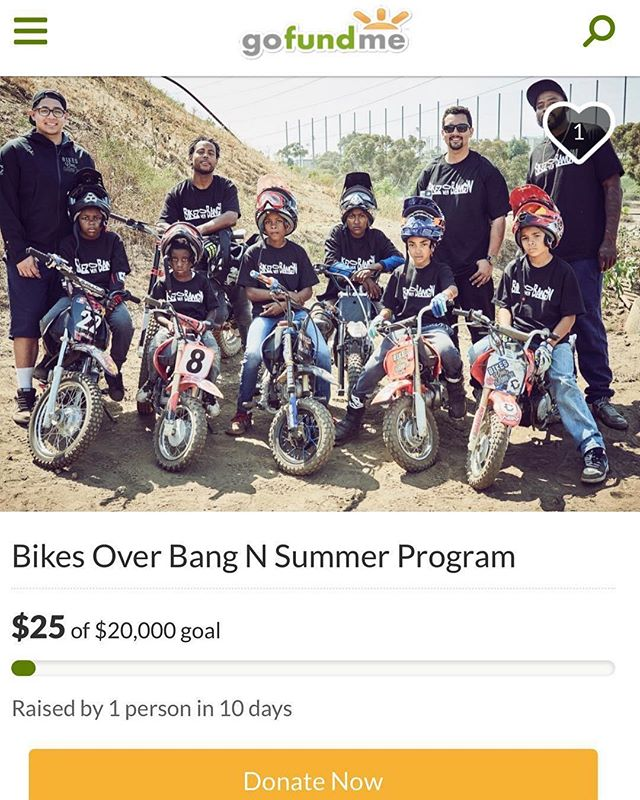 We need everyone's help so that we bring life to our Summer program this summer please spread the world and share the link.....link in bio