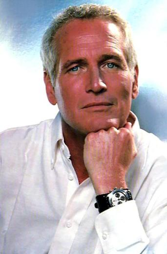 The legendary actor Paul Newman pictured wearing a Daytona 'Paul Newman' during a photoshoot for an Italian magazine, more importantly, Paul Newman is wearing HIS 'Paul Newman'. He just didn't know it, alas he never did.